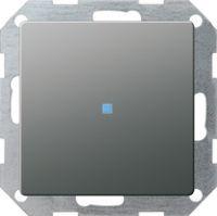 Кнопочный контрольный выключатель 10 А, 250 В~ с клавишей Универсальный переключатель