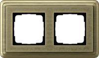 Установочная рамка Gira ClassiX Art бронза