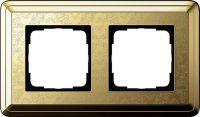 Установочная рамка Gira ClassiX Art латунь