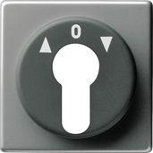Накладка для выключателя с замковым устройством и кнопки с замковым устройством