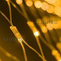 Светодиодная гирлянда ARD-NETLIGHT-CLASSIC-2000x1500-CLEAR-288LED желтый (230V, 18W)