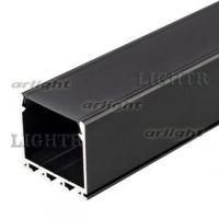 Профиль PLS-LOCK-H25-2000 ANOD Black
