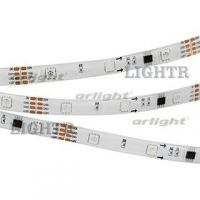Лента SPI-5000SE-5060-30 12V Cx3 RGB-Auto (10mm, 6.5W/m, IP65)
