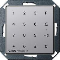 Цифровой кодовый замок Gira Keyless In