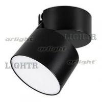 Светильник SP-RONDO-FLAP-R110-25W Warm3000 (BK, 110 deg)
