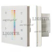 Панель Sens SR-2830C-RF-IN White (12-24V, RGB+CCT,DMX,4зоны