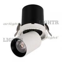 Светильник LGD-PULL-R100-10W Warm3000 (WH, 20 deg)