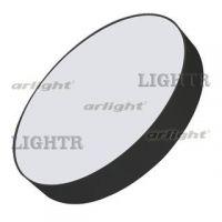 Светильник SP-RONDO-R500-60W Warm3000 (BK, 120 deg, 230V)