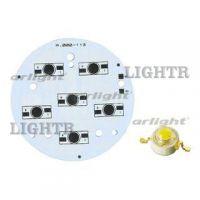 Плата D75-6E MONO Emitter (6x LED, A.000-113)