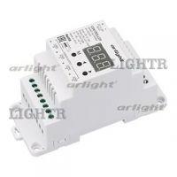 Контроллер SMART-K3-RGBW (12-36V, 4x5A, DIN, 2.4G)