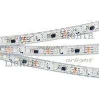 Лента SPI-5000PGS-5060-60 12V Cx3 RGB (12mm, 14.4W, IP67)