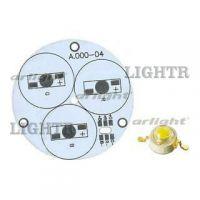 Плата D55-3E RGB Emitter (3x LED, A.000-04)