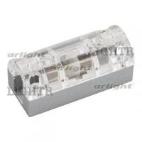 Соединитель прямой ARL-CLEAR-Mini-Line (16x8mm)