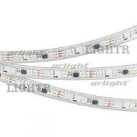 Лента SPI-5000P-5060-60 12V Cx3 RGB (12mm, 14.4W/m, IP66)