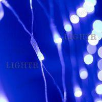 Светодиодная гирлянда ARD-NETLIGHT-HOME-1800x1500-CLEAR-180LED синий (230V, 15W)