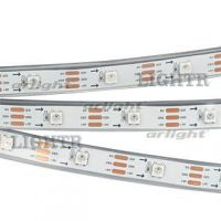 Лента SPI-5000P-AM 5V RGB (5060, 150 LED x1, 2812)