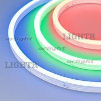 Образец Гибкий неон ARL-MOONLIGHT-1712-SIDE 24V RGB