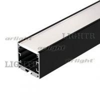 Профиль SL-ARC-3535-LINE-2500 BLACK