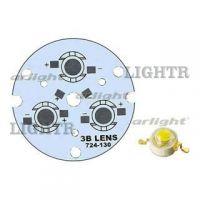 Плата D44-3E MONO Emitter (3x LED, 724-130)