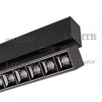 Светильник MAG-LASER-FOLD-45-S480-18W Warm3000 (BK, 15 deg, 24V)