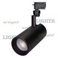 Светильник LGD-ZEUS-2TR-R100-30W Warm3000 (BK, 20-60 deg)