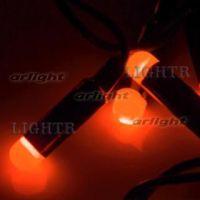 Гирлянда ARL-BULLET-5000-50LED красный (220V, 5W)