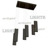 Светильник SP-LEGACY-S585x250-6x6W Warm3000 (BK, 34 deg)