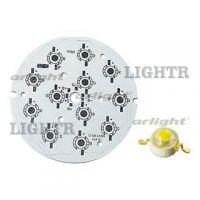 Плата D95-12E 4R-4G-4B Emitter (12x LED, 724-31)