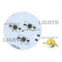 Плата D55-3E RGB Emitter (3x LED, A.000-104)