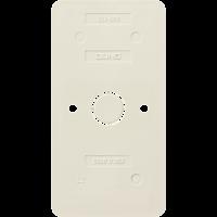 JUNG Плата монтажная огнестойкая для установки комбинации розетка - выключатель