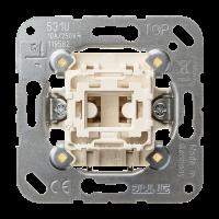 JUNG Кнопка 10AX 250V однополюсная с НО контактом