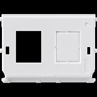 JUNG Монтажная вставка для двойных модульных гнезд