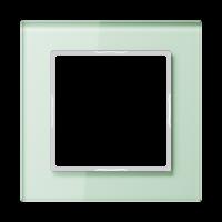 JUNG Рамка 1-кратная; матовая