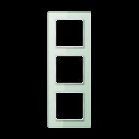 JUNG Рамка 3-кратная; матовая
