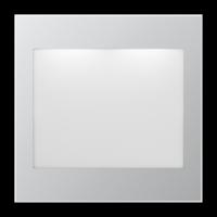 JUNG Крышка LED сигнального света для блока SV539LED; алюминий