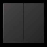 Kлавиша для балансирного выключателя;dark (лакиров. алюминий)