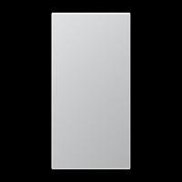 JUNG накладка алюминий (лак)