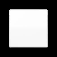 JUNG Клавиша для выключателя; термопласт; белая