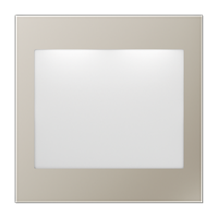 JUNG Крышка LED сигнального света для блока SV539LED; благородная сталь