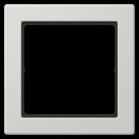 JUNG Рамка 1-кратная; светло-серая