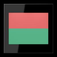JUNG Крышка LED сигнального света для блока SV539LED, черная