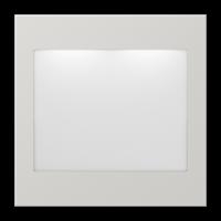 JUNG Крышка LED сигнального света для блока SV539LED, светло-серая
