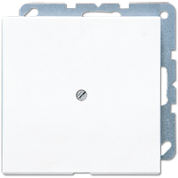 JUNG Подсоединитель провода с разгрузкой натяжения; белый