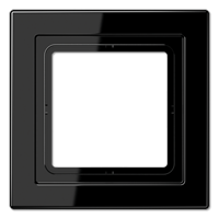 JUNG Рамка 1-кратная; черная