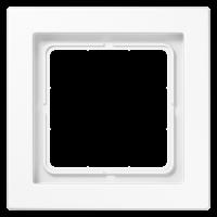JUNG Рамка 1-кратная; белая