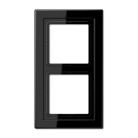 JUNG Рамка 2-кратная; светло-серая