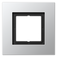 JUNG Рамка для серии LS-Plus однократная; алюминий