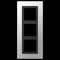 JUNG Рамка для серии LS-Plus 3-кратная;