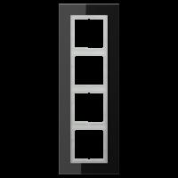 JUNG Рамка для серии LS-Plus 4-кратная