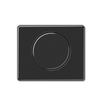 JUNG накладка роторного механизма черная